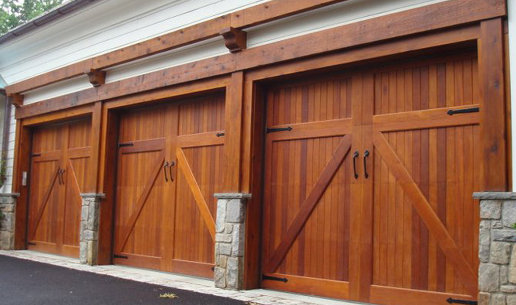 New Garage door collection